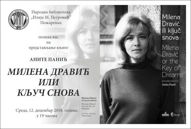 Милена Дравић